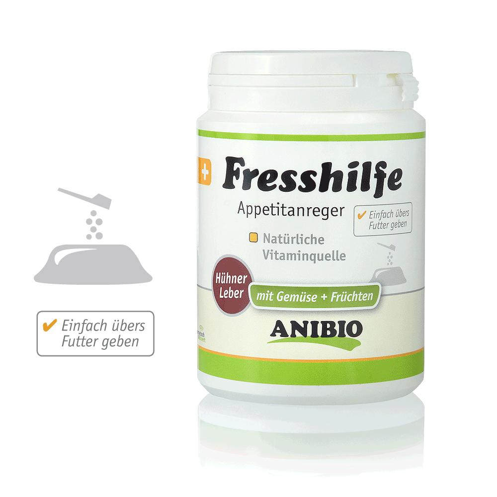Anibio Fresshilfe 120g