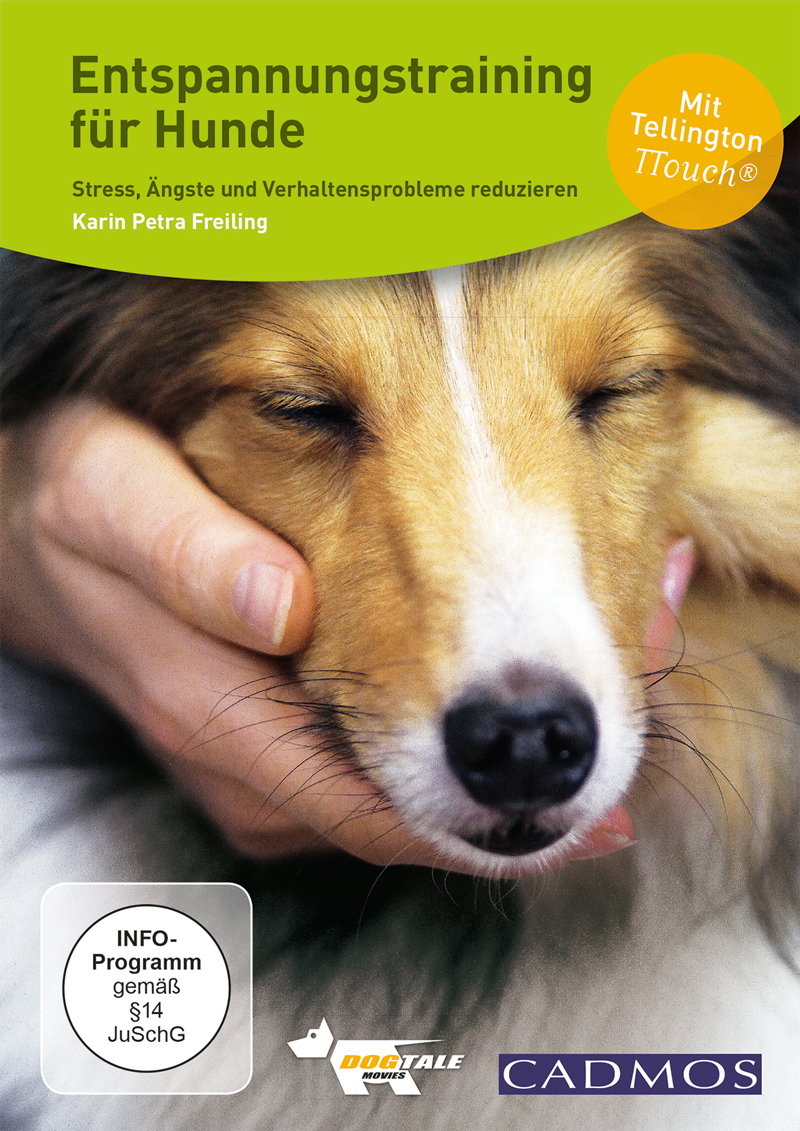 Cadmos - DVD: Entspannungstraining für Hunde [Freiling]