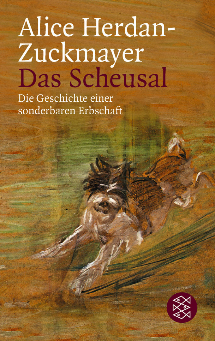 Das Scheusal [A. Herdan-Zuckmayer]