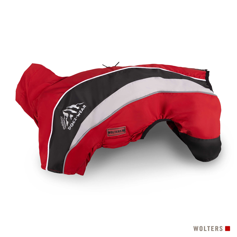 Wolters Regenanzug Dogz Wear mit wasserdichtem RV