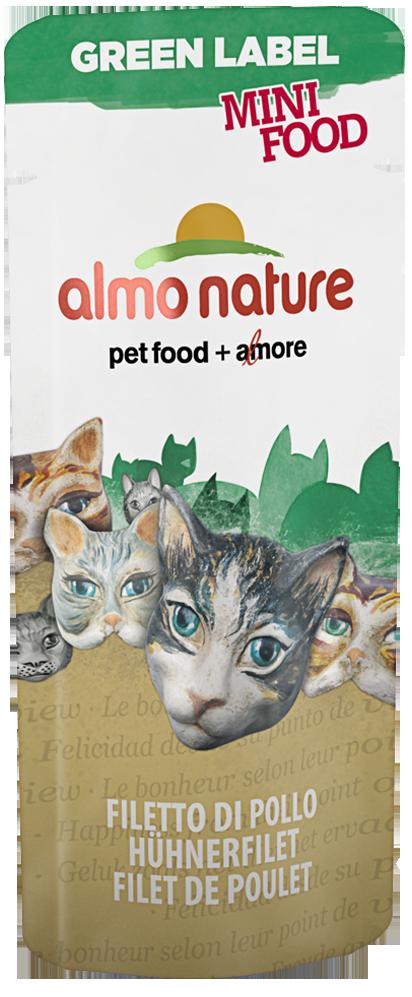 Almo Nature HFC Mini Food Snack 3g