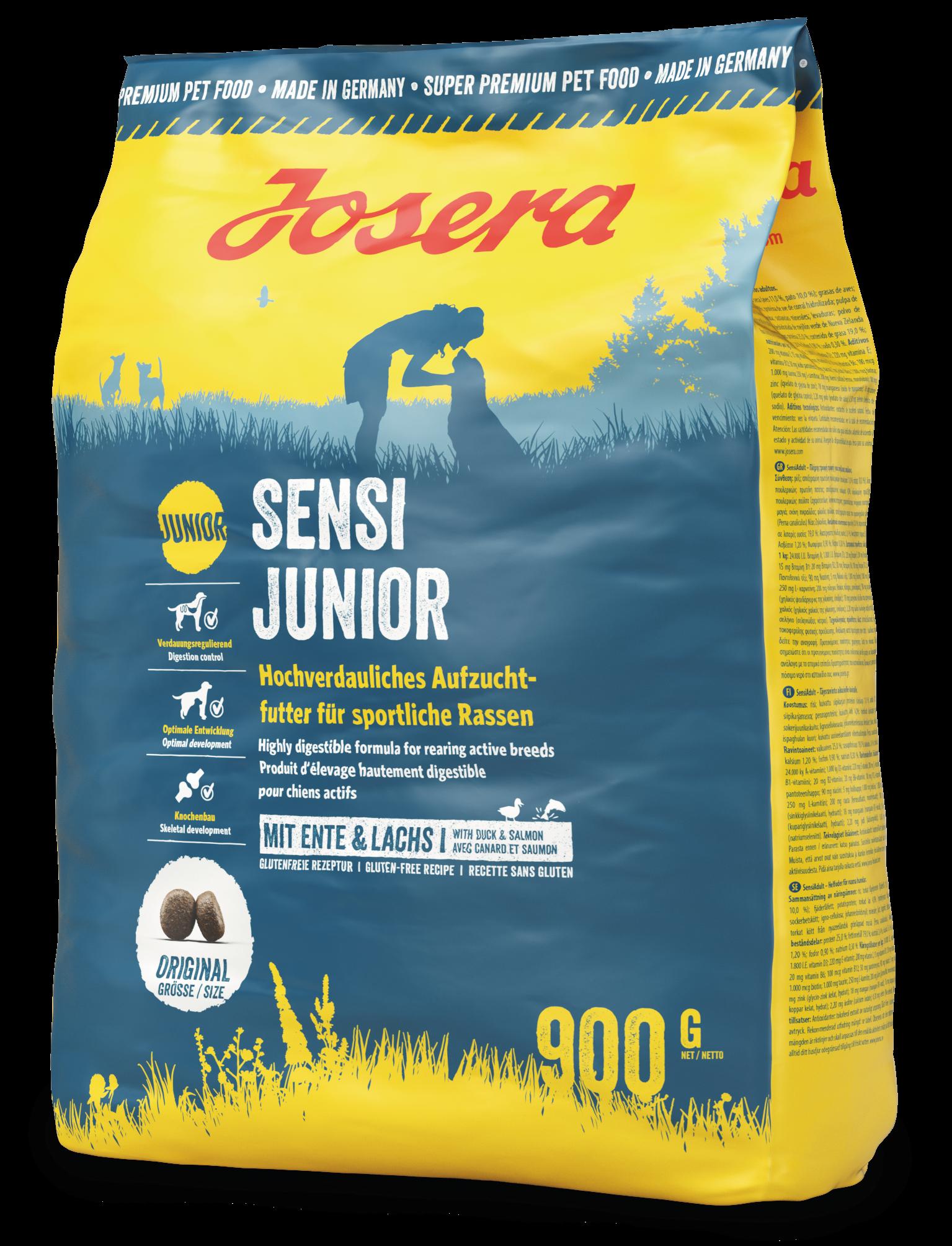 Josera Exklusiv Sensi Junior