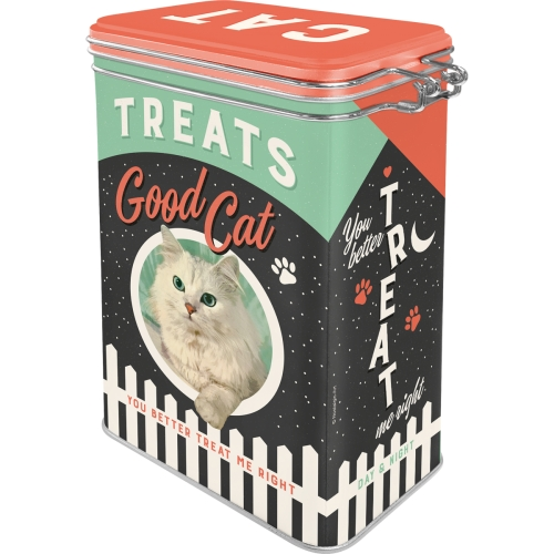Nostalgic-Art Aromadose Cat Treats Good Boy