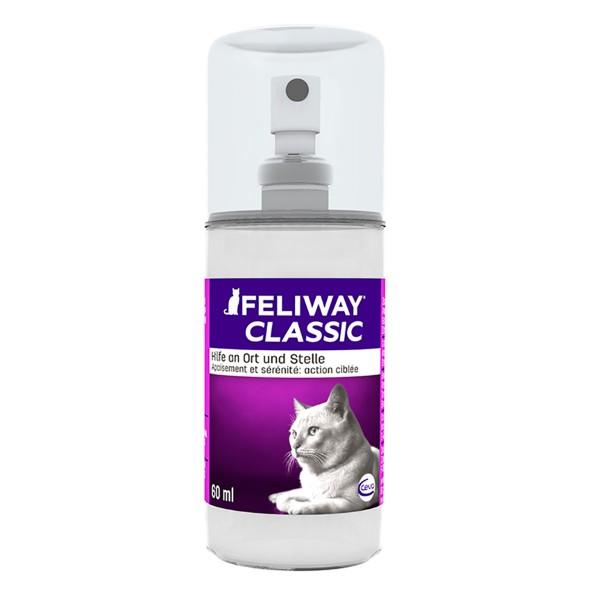 Ceva Cat Feliway Classic Spray 60ml