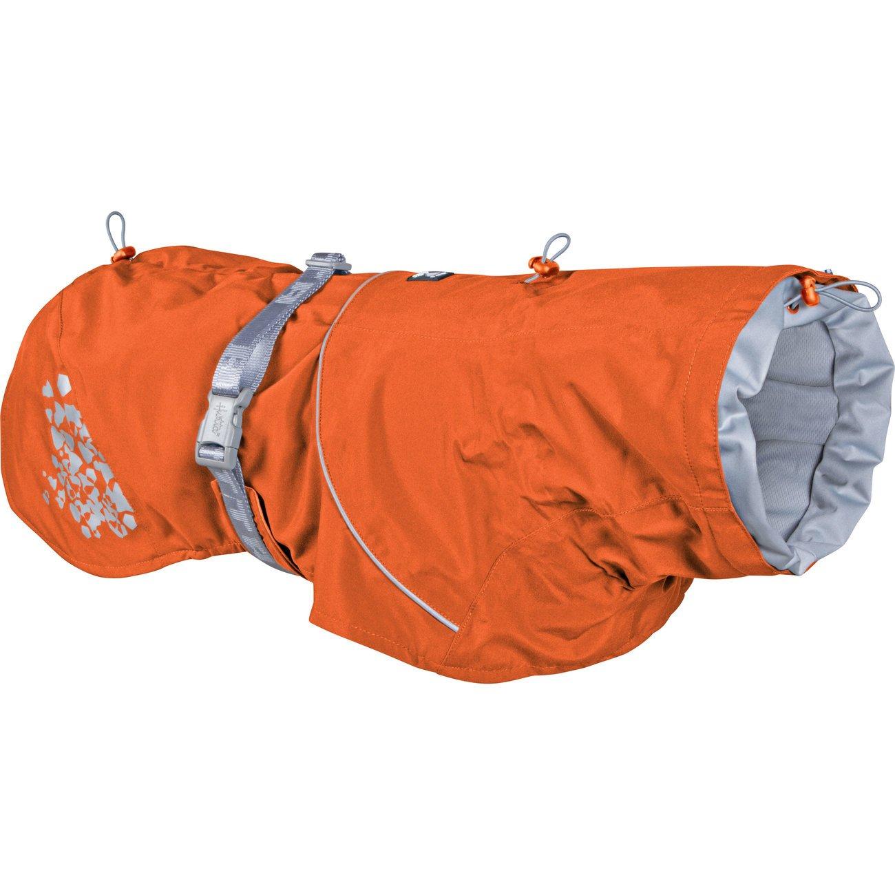 Hurtta Monsun Regenmantel, orange