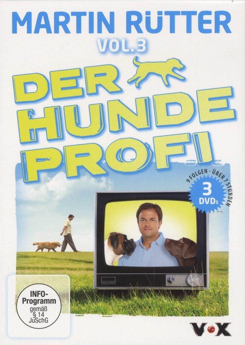 Der Hundeprofi Vol.3 [3 DVDs] [Martin Rütter]