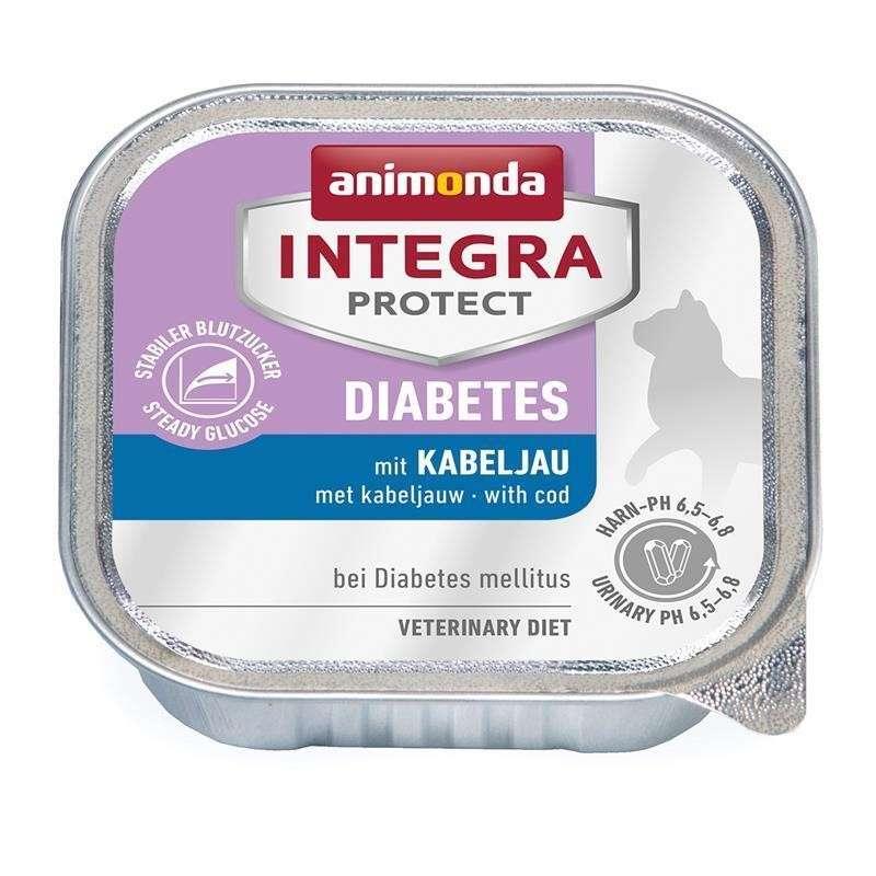 Animonda Integra Katze Diabetes 100g