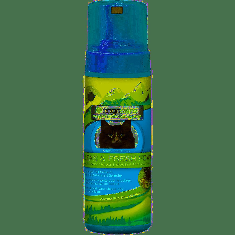 Bogacare Clean & Fresh Foam Katze 150ml