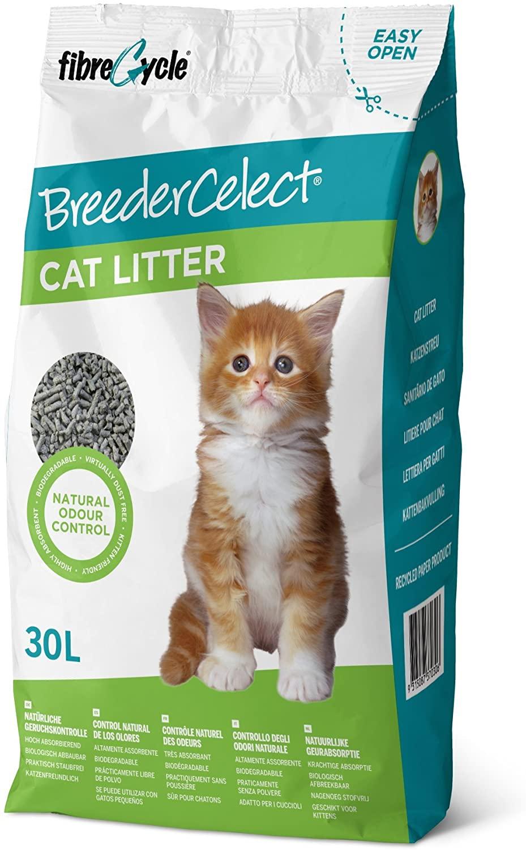 BreederCelect Katzenstreu